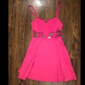 Solemio Cutout Dress